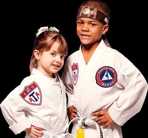 Clases de artes marciales y fitness para toda la familia