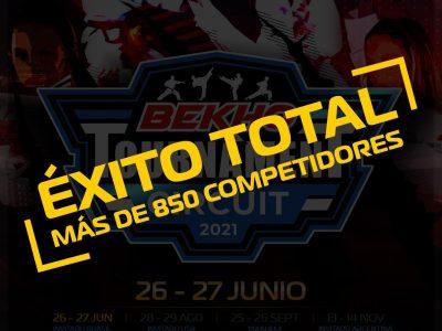Primera Fecha Bekho Tournament Circuit 2021