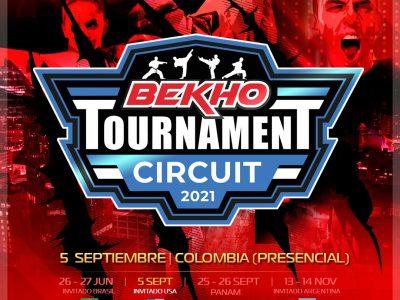 Segunda Fecha Bekho Tournament Circuit 2021 – Colombia
