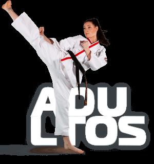Taekwondo para jóvenes y adultos desde los 13 años