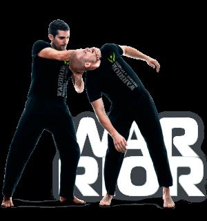 Warrior: Defensa + Fitness y adultos y jóvenes desde desde 12 años en adelante